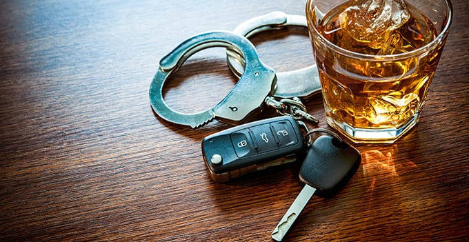 DUI and DWI offenses granite city il
