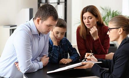 child support agreements edwardsville illinois