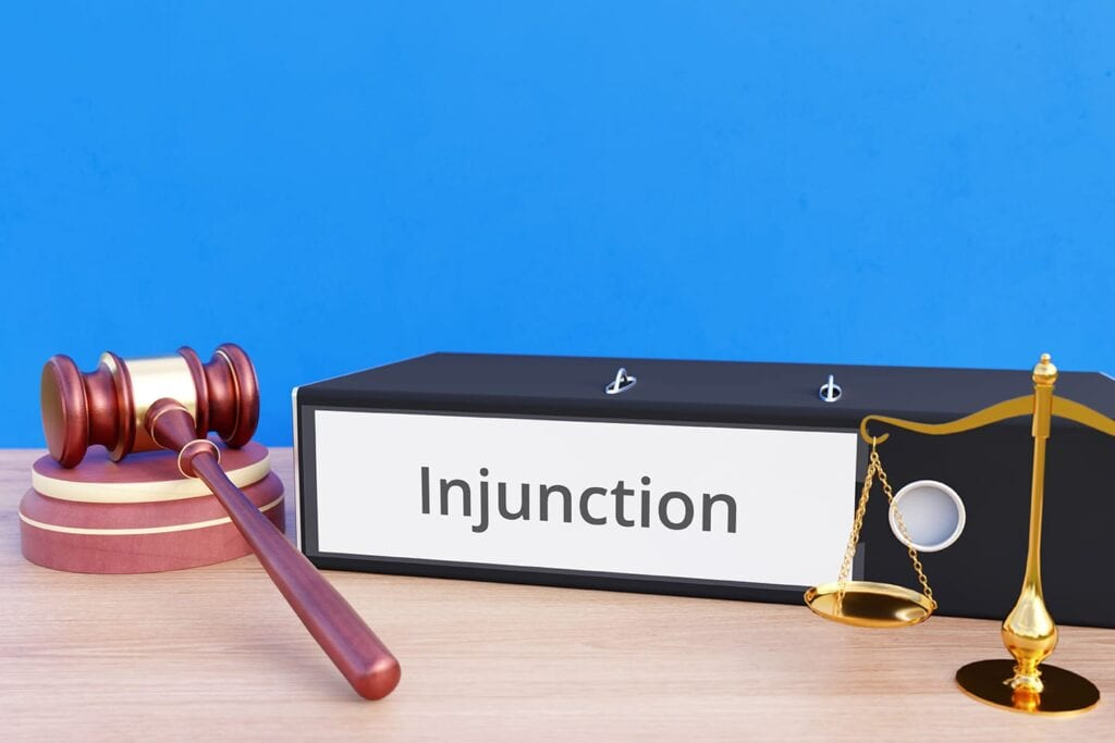 injunction edwardsville il
